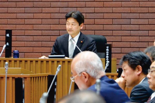 議員としての経験をふまえ | 久世元半田市議会議長 久世孝宏(たかひろ)|新しい歴史へ。いま半田イズムを。
