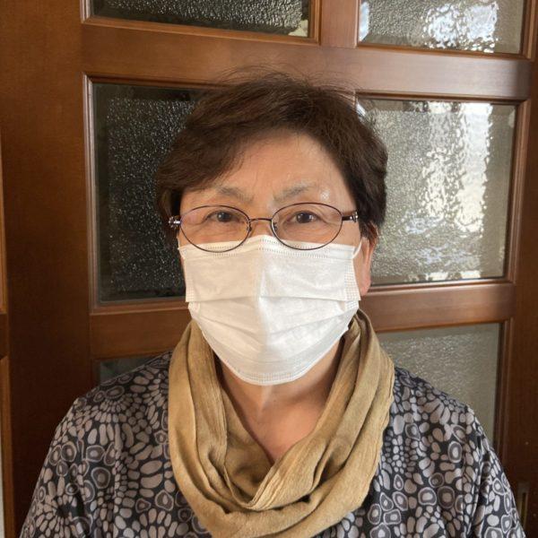 小椋 恵子|応援メッセージ|半田市長選挙候補者  久世孝宏(たかひろ)|2030年を見つめ、声を聴く
