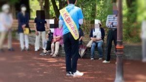 6月1日(火)半田市長選挙(3日目) 午前中の活動|半田市長  久世孝宏(たかひろ)|2030年を見つめ、声を聴く